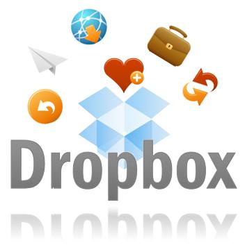 Slika   Dropbox   vrhunska ideja in še boljša izvedba (dropbox)
