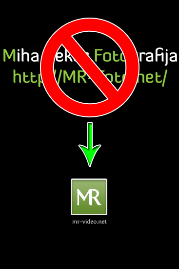 Slika   Konec z mr foto.net (mr video)